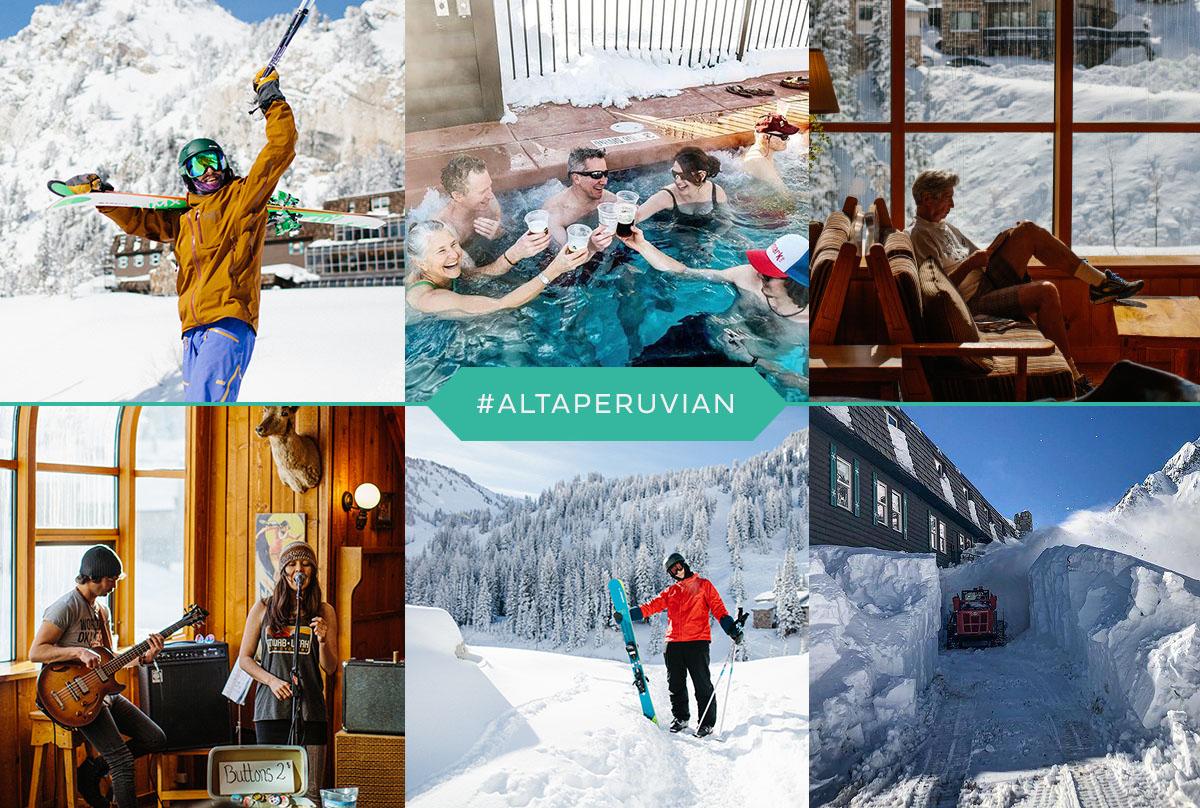Alta Peruvian Instagram