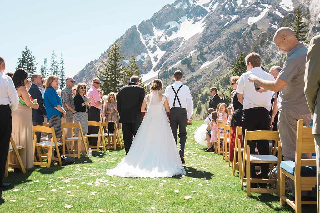 Alta Utah Wedding Venues Weddings At Alta Peruvian Lodge